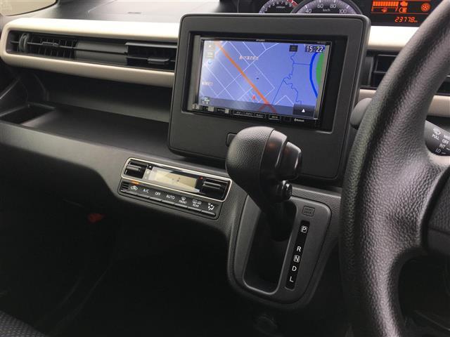 ハイブリッドFX 社外ナビ/FM/AM/BT/DVD/USB/アイドリングストップ/4WD/ABS/横滑り防止装置/シートヒーター/電格ミラー/ETC(19枚目)