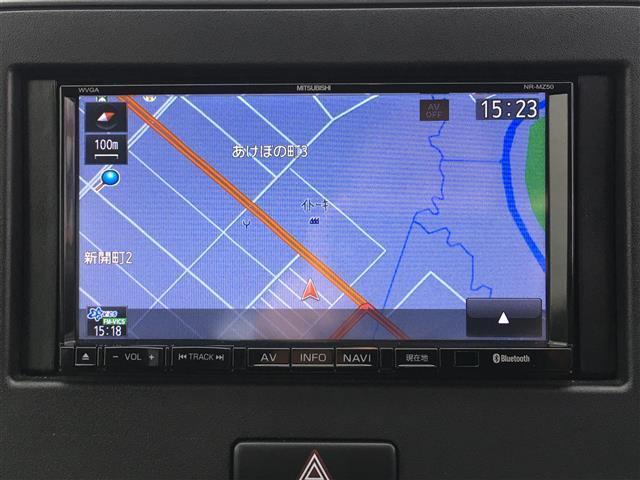 ハイブリッドFX 社外ナビ/FM/AM/BT/DVD/USB/アイドリングストップ/4WD/ABS/横滑り防止装置/シートヒーター/電格ミラー/ETC(20枚目)