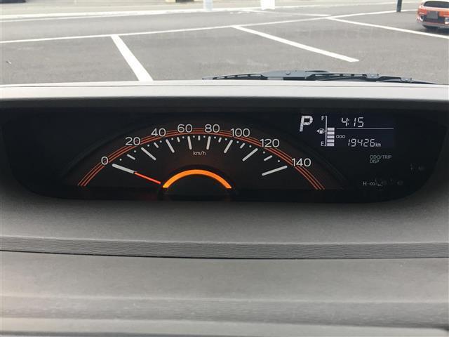 L 4WD/社外SDナビCD DVD AM FM BT USB/アイドリングストップ/横すべり防止/運転席シートヒーター/ETC/電格ミラー(18枚目)