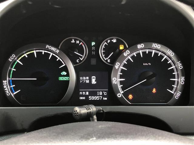 SR 車高調 HDDナビ Bカメラ フルセグ 両側パワスラ(4枚目)