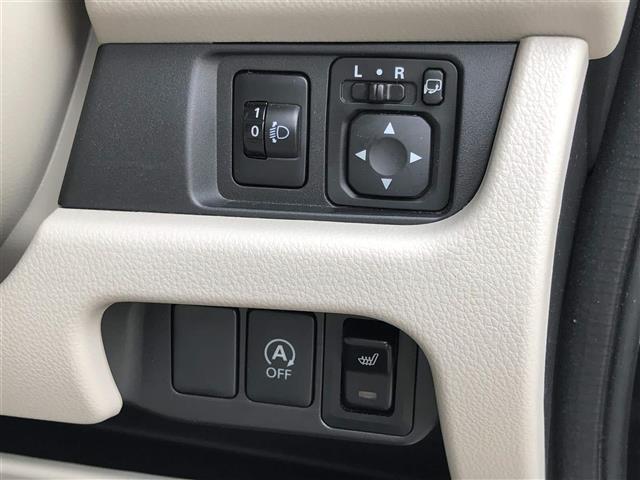 S 4WD D席シートヒーター アイドリングストップ(6枚目)