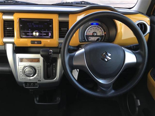 G 4WD 社外オーディオ 前席シートヒーター(4枚目)