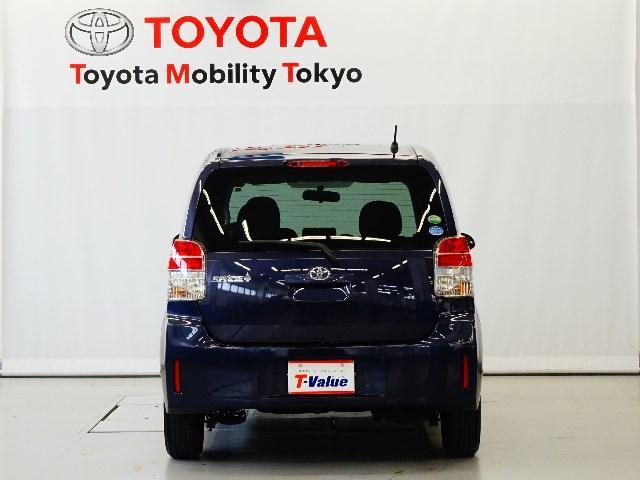 「トヨタ」「スペイド」「ミニバン・ワンボックス」「東京都」の中古車5