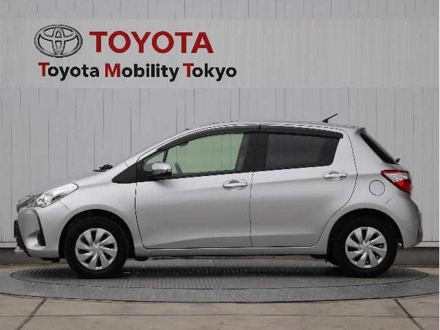 「トヨタ」「ヴィッツ」「コンパクトカー」「東京都」の中古車3