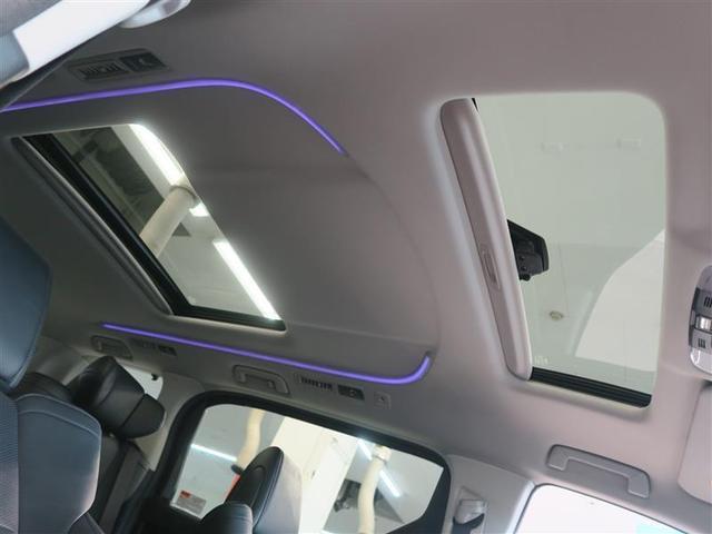 3.5Z G サンルーフ フルセグ バックカメラ ドラレコ 衝突被害軽減システム ETC 両側電動スライド LEDヘッドランプ 3列シート ミュージックプレイヤー接続可 記録簿 乗車定員7人 安全装備 電動シート(15枚目)