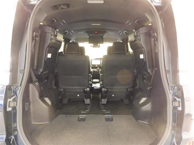 ZS キラメキ フルセグ 後席モニター バックカメラ ドラレコ 衝突被害軽減システム ETC 両側電動スライド LEDヘッドランプ 3列シート ワンオーナー DVD再生 ミュージックプレイヤー接続可 記録簿 安全装備(19枚目)