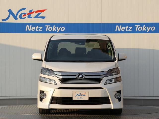 トヨタ ヴェルファイア 2.4Z HDDナビ・両側電動スライドドア