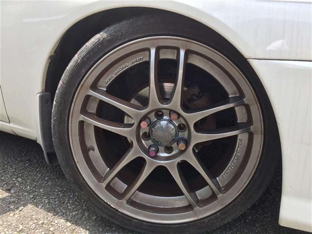 Q's 5速 車高調 社外マフラー HDDナビ フルセグ(5枚目)