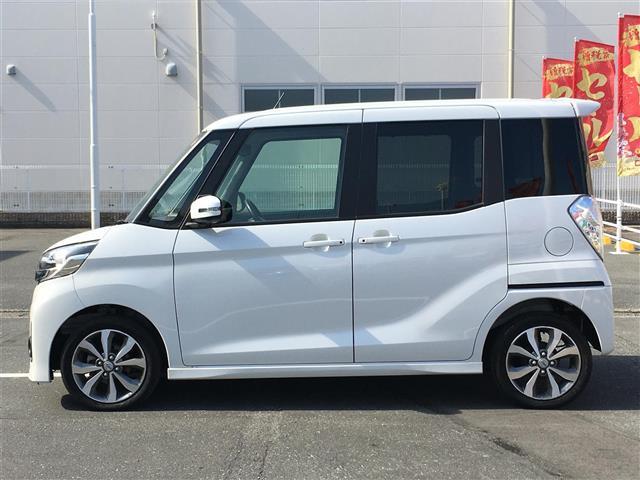 「日産」「デイズルークス」「コンパクトカー」「静岡県」の中古車9