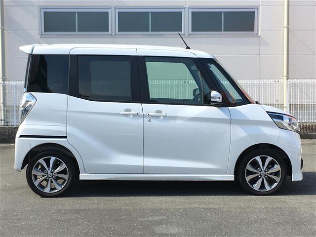 「日産」「デイズルークス」「コンパクトカー」「静岡県」の中古車10