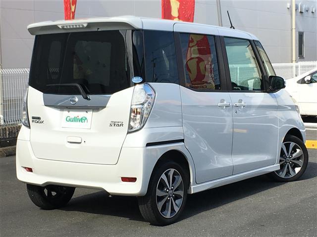 「日産」「デイズルークス」「コンパクトカー」「静岡県」の中古車12