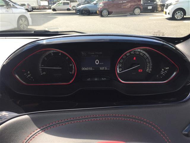 GTi 6速MT AppleCarPlay衝突軽減ブレーキ(11枚目)