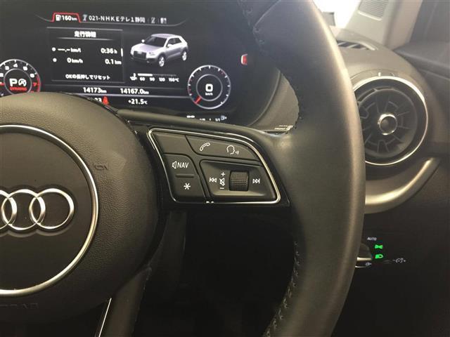 「アウディ」「アウディ Q2」「SUV・クロカン」「静岡県」の中古車11