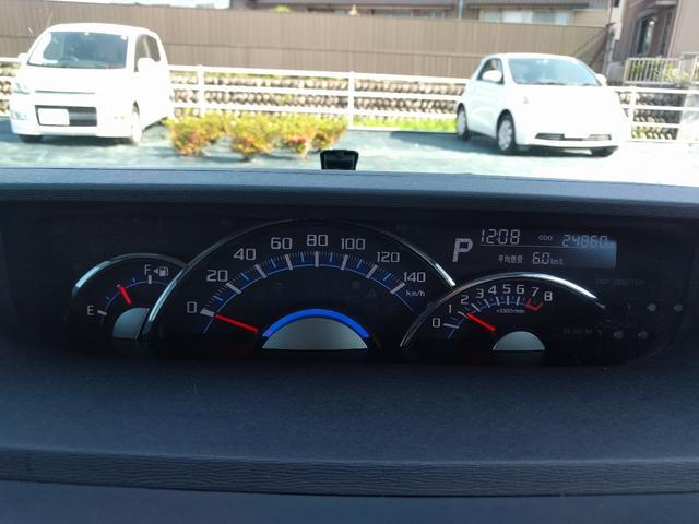 ダイハツ タント カスタム RS SA 1オナ 8インチナビ 両側自動ドア