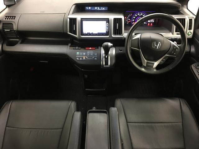 H25式ステップワゴン スパーダZ クールスピリット入庫しました!