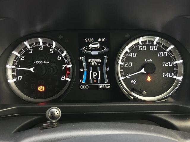 ◆走行距離◆1,655kmです!当店の車両はメーター改ざん車両、メーター交換車両は取り扱っておりませんのでご安心してお車を選んでいただけます♪