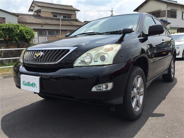 「トヨタ」「ハリアー」「SUV・クロカン」「岐阜県」の中古車4
