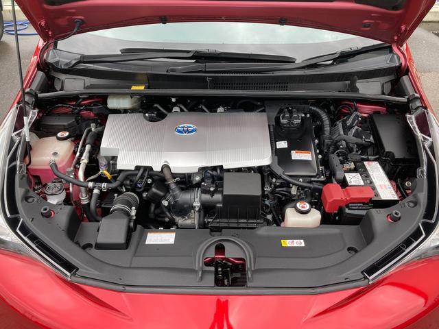 アルパイン9型ナビ 後席モニター ETC プリクラッシュセーフティシステム レーントレーシングアシスト レーダークルーズコントロール シートヒーター 横滑り防止装置 レザーシート ステアリングスイッチ(27枚目)