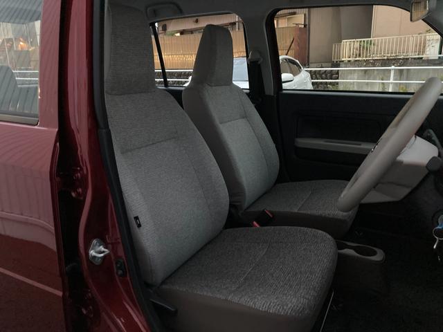 L SAIII スマートアシストIII オートハイビーム アイドリングストップ フルフラットシート ABS コーナーセンサー 横滑り防止装置 サイド・カーテンエアバッグ  リモコンキー スペアキー 禁煙車(11枚目)