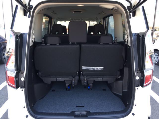 ハイウェイスターV エマージェンシーブレーキ 横滑り防止装置 プロパイロット レーダークルーズコントロール アラウンドビューモニター コーナーセンサー 登録済未使用車 禁煙車 両側電動スライドドア(13枚目)