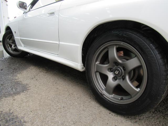 GT-R 車高調 純正AW 社外マフラー Tタイマー ETC(16枚目)