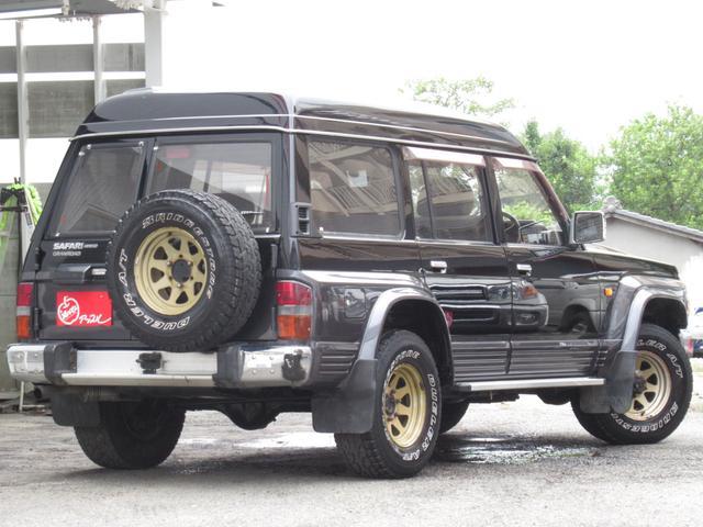 「日産」「サファリ」「SUV・クロカン」「茨城県」の中古車2