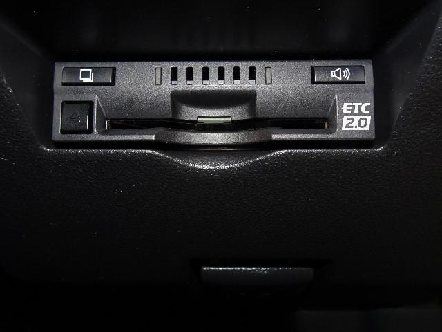 ETCも装備!当店でETCカード申し込みもできます。詳しくは、スタッフまでお尋ねください。