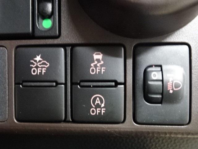 X S ワンオーナー スマートキー メモリーナビ バックカメラ 電動スライドドア(片側)ペダル踏み間違い急発進抑制装置 車線逸脱警報(9枚目)