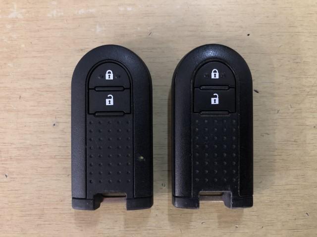 便利な『スマートキー』鍵はバッグやポケットの中にしまったままでOK!!荷物で手が塞がっている時などとっても便利です!
