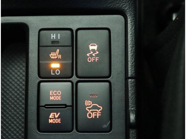 ハイブリッドGRスポーツ 衝突軽減ブレーキ Bluetooth接続 シートヒーター スマートキー フルエアロ メモリーナビ バックカメラ ETC LEDヘッドランプ 除菌抗菌処理済(11枚目)