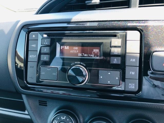 F ワンオーナー スマートキー 衝突被害軽減システム 走行5000キロドライブレコーダー 純正CDチューナー LEDヘッドライト サイドバイザー(7枚目)
