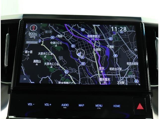 2.5Z Gエディション ワンオーナー 走行距離21000km スマートキー メモリーナビ Bカメラ 後席モニター ETC LEDヘッドランプ 両側パワースライドドア パワーバックドア シートヒーター 衝突軽減ブレーキ 7人乗(3枚目)