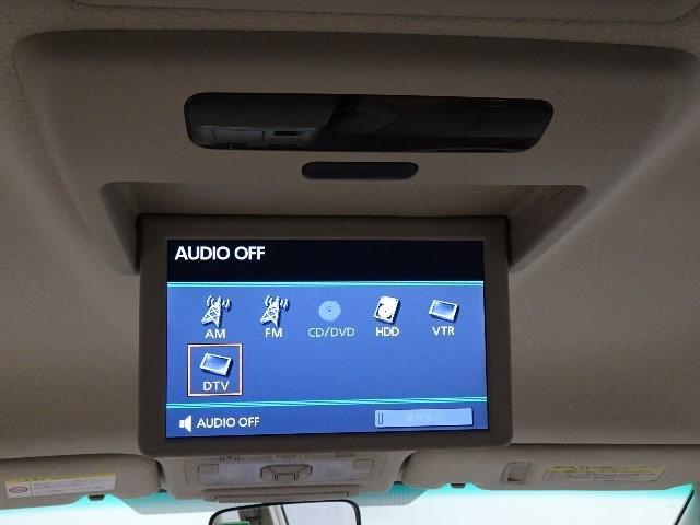 G 7人乗り Bluetooth対応HDDナビ&後席モニター(10枚目)