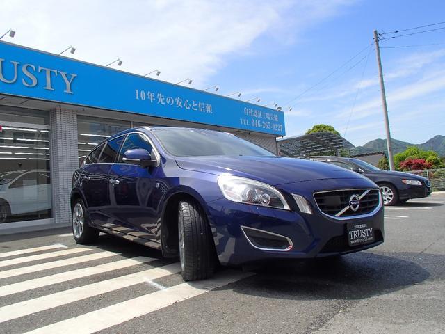 ボルボ ボルボ V60 オーシャンレースED 1年保証 100台限定車 ガラスSR