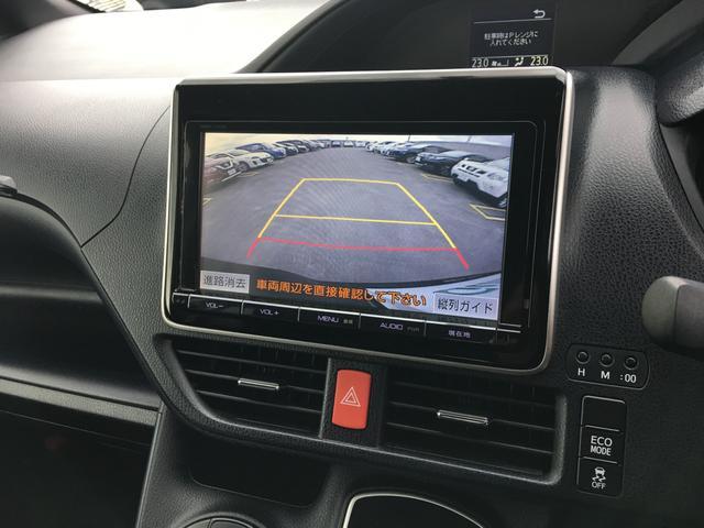トヨタ ヴォクシー /ZS 両側電動 ETC 純正メモリナビ Bカメラ