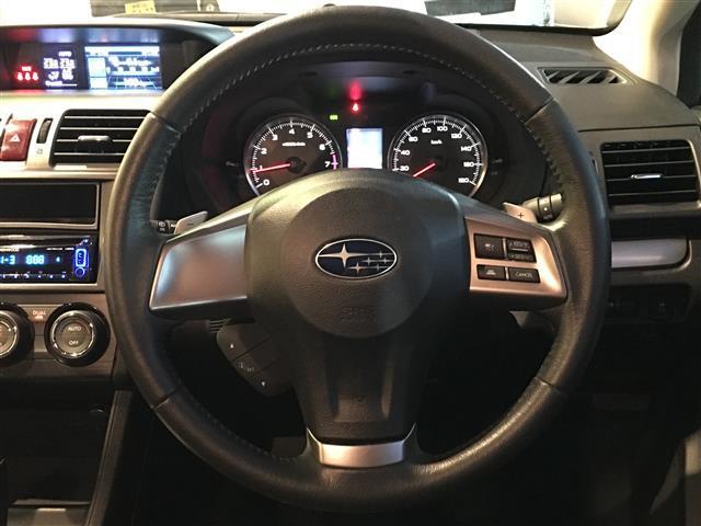スバル インプレッサスポーツ 4WD i アイサイト アイドリングストップ ETC