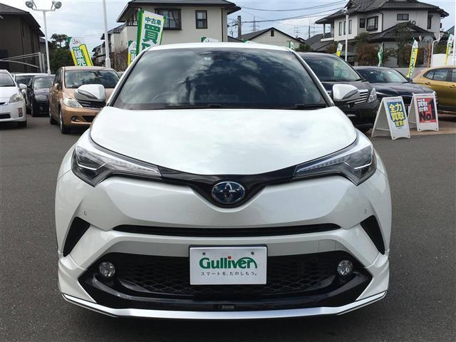 「トヨタ」「C-HR」「SUV・クロカン」「佐賀県」の中古車5