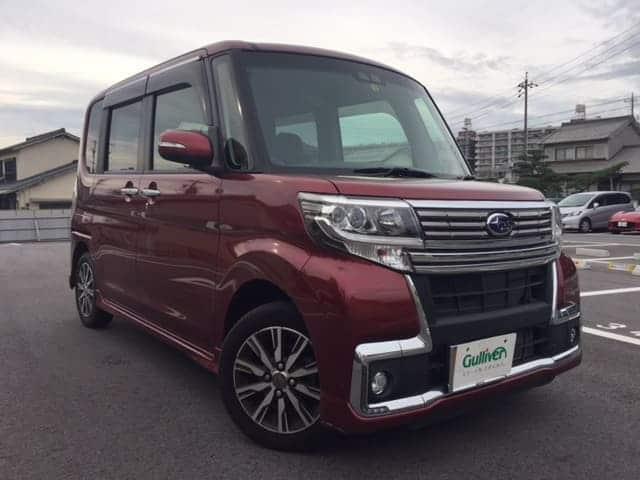 「スバル」「シフォン」「コンパクトカー」「佐賀県」の中古車4