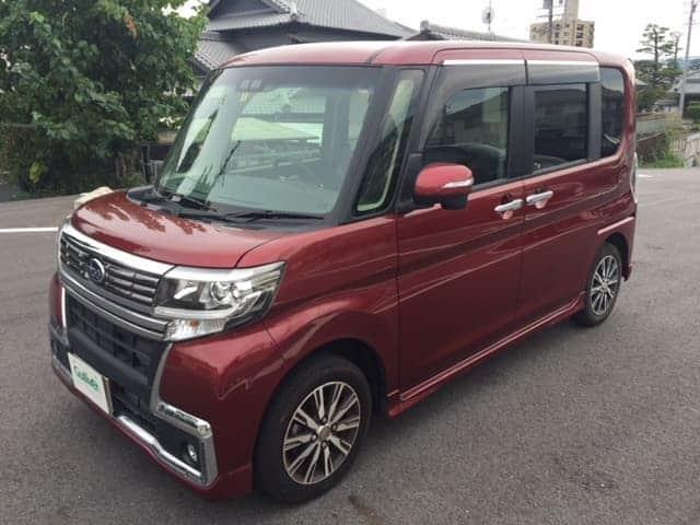 「スバル」「シフォン」「コンパクトカー」「佐賀県」の中古車5