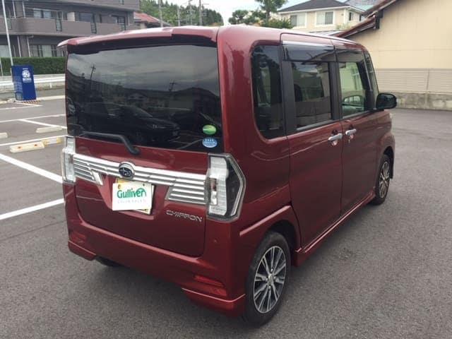 「スバル」「シフォン」「コンパクトカー」「佐賀県」の中古車10