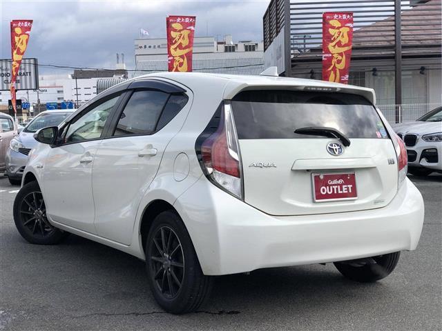 「トヨタ」「アクア」「コンパクトカー」「佐賀県」の中古車2