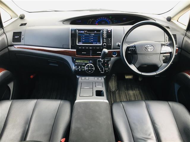 アエラス レザーパッケージ 純正7型ナビ フルセグTV Bluetooth接続可 両側電動スライドドア 電動バックドア ETC フリップダウンモニター ドライブレコーダー シートヒーター パワーシート クルーズコントロール(3枚目)