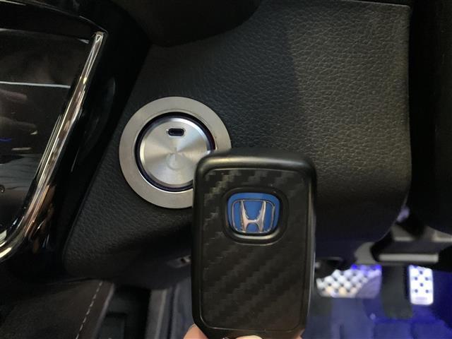 ハイブリッドRS・ホンダセンシング 1オーナー・純正ナビ・CD/DVD/Bluetooth・フルセグTV・Bカメ・ETC・衝突軽減・車線逸脱・クルコン・アイドリングストップ・Pスタート・オートライト・LEDヘッドライト・社外AW(11枚目)