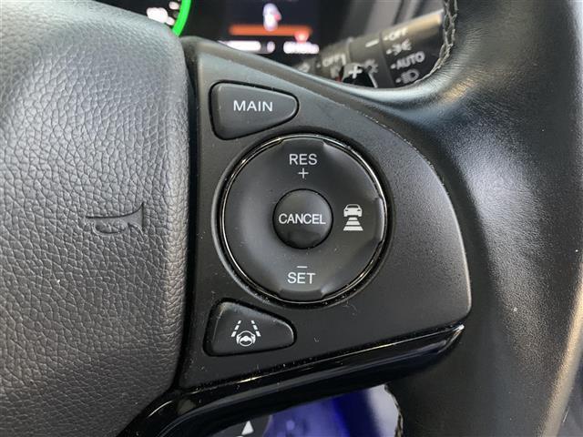 ハイブリッドRS・ホンダセンシング 1オーナー・純正ナビ・CD/DVD/Bluetooth・フルセグTV・Bカメ・ETC・衝突軽減・車線逸脱・クルコン・アイドリングストップ・Pスタート・オートライト・LEDヘッドライト・社外AW(13枚目)