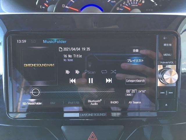 ☆CD/DVD/Bluetooth/フルセグTV☆