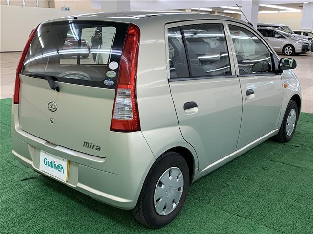 「ダイハツ」「ミラ」「軽自動車」「北海道」の中古車12