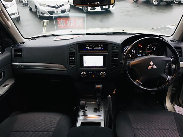 「三菱」「パジェロ」「SUV・クロカン」「北海道」の中古車3