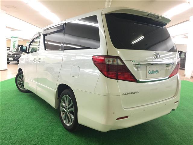 「トヨタ」「アルファード」「ミニバン・ワンボックス」「北海道」の中古車2