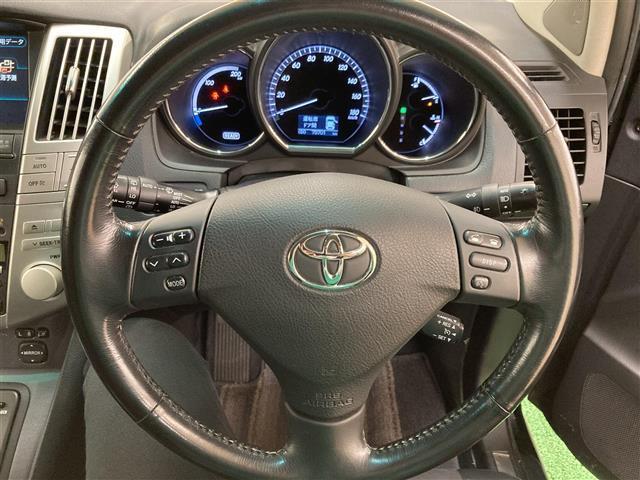 「トヨタ」「ハリアーハイブリッド」「SUV・クロカン」「北海道」の中古車13