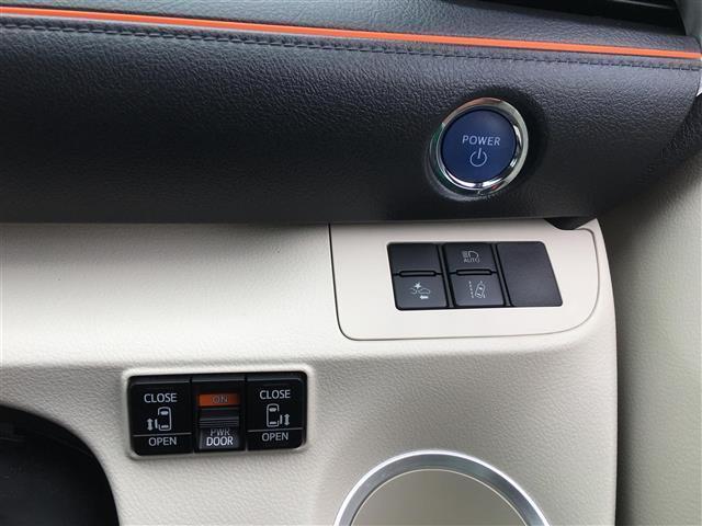 G 純正SDナビ 両側電動スライド ドライブレコーダー(14枚目)